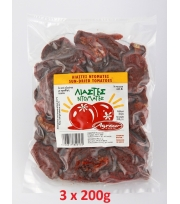 Greckie Suszone Pomidory 600g